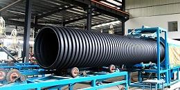 hdpe双壁波纹管和钢带增强螺旋波纹管的区别是什么?