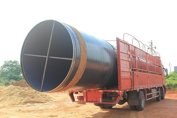 大口径涂塑钢管