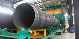 生产螺旋钢管的原料有哪些?卷板和带钢哪个好?
