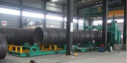 什么是螺旋钢管的椭圆度?怎么降低椭圆度?