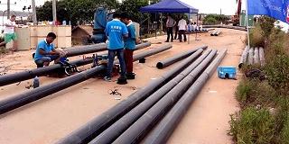 PE给水管安装施工中管槽开挖及回填注意事项有哪些