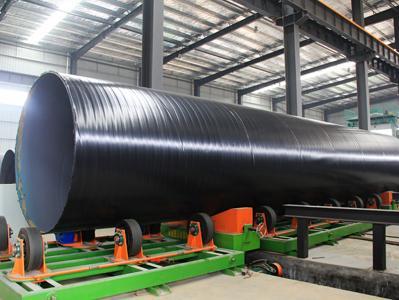 三层聚乙烯涂塑钢管