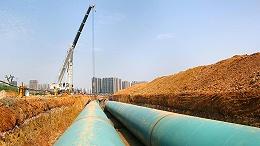 天卓合作项目之岳麓污水处理厂尾水排放下移工程