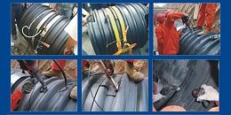 钢带增强螺旋波纹管连接方法有哪些?钢带管怎么接?