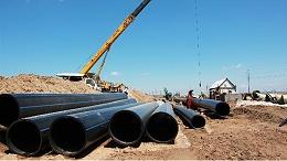 张家界市桑植县农村饮水安全巩固提升工程—PE给水管